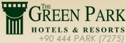 şehir içi transferler the green park hotels resorts