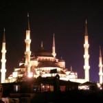 Eyup Sultan cami
