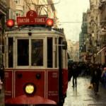 Beyoğlu istiklal caddesi